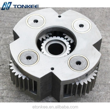 Genuine 1ND planetary gear assy XKAQ-00473 R300LC-9S 2ND level travel planetary gear assembly XKAQ-00467