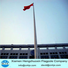 20 flag pole made with high strength stainless steel for factories/companies/business