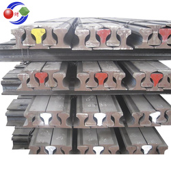 Hot sale QU70kg/m,QU80kg/m,QU100kg/m,QU120kg/m crane rails from Crystal