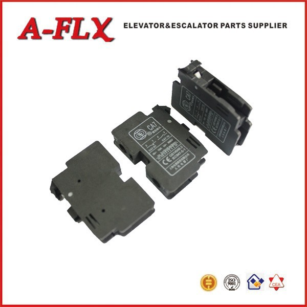 Hot sale elevator parts elevator contactor CA7 contact CA7-10 normal closed normal open