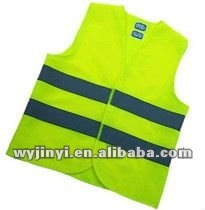 hot test style Reflective Safety Green Safety Vest