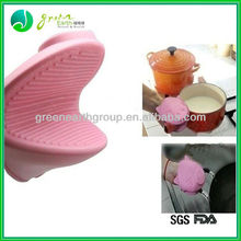 2015 Wholesale and Custom made silicone finger pot holder