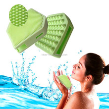 Skin Care Product Silicone Face Washing Face Cleaning Brush