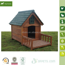 Hot Sale Cheap Wood House Shape Breeding Dog crate Cage
