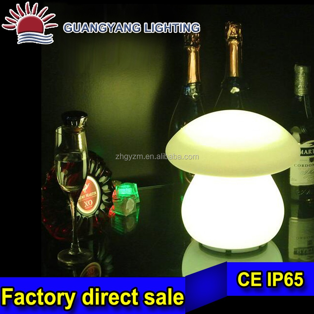 garden small night lighting 230mm safe house used lighting mushroom shade