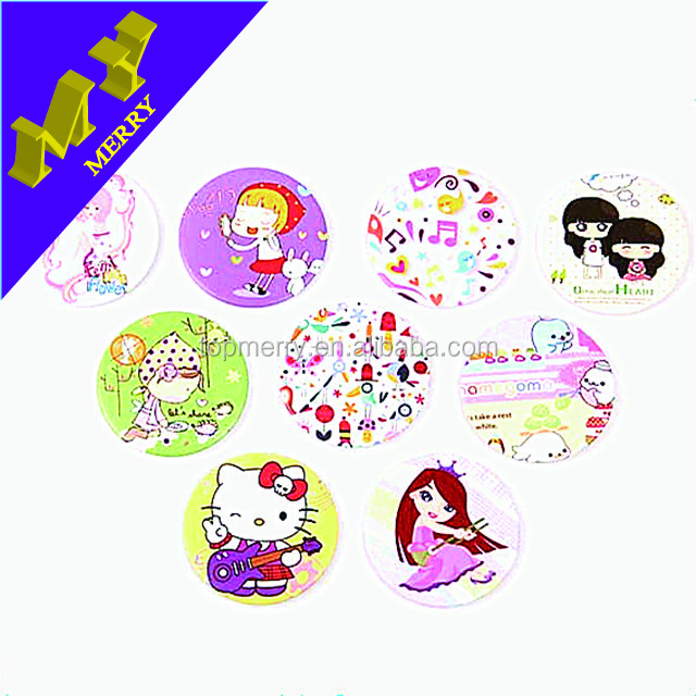 Souvenirs gifts make up small cosmetic mirror