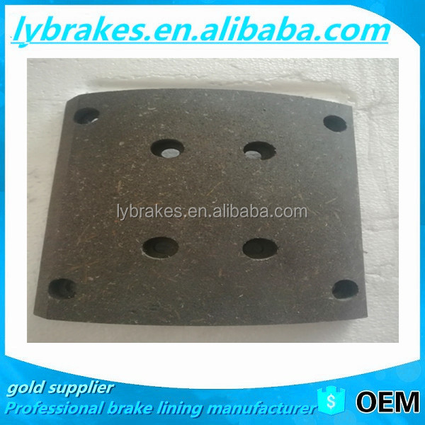 A4974210074 Hot Sale Original Dongfeng Spare Parts Diesel Engine Brake Lining