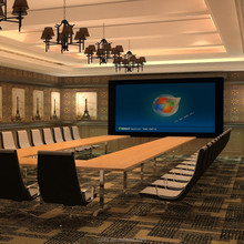 Fixed frame projector screen cinema projection screen