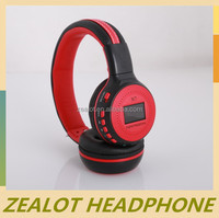 Top Quality Folding Stereo Wireless Headsets, Professional Wireless Headphone