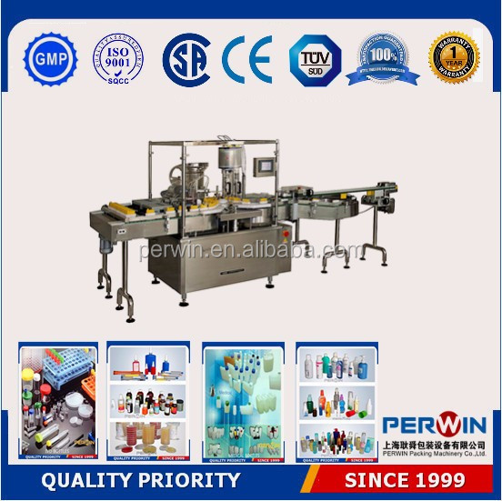 Fully automatic honey filling sealing capping machinefiller,honey stick filling machine,tin filling machine