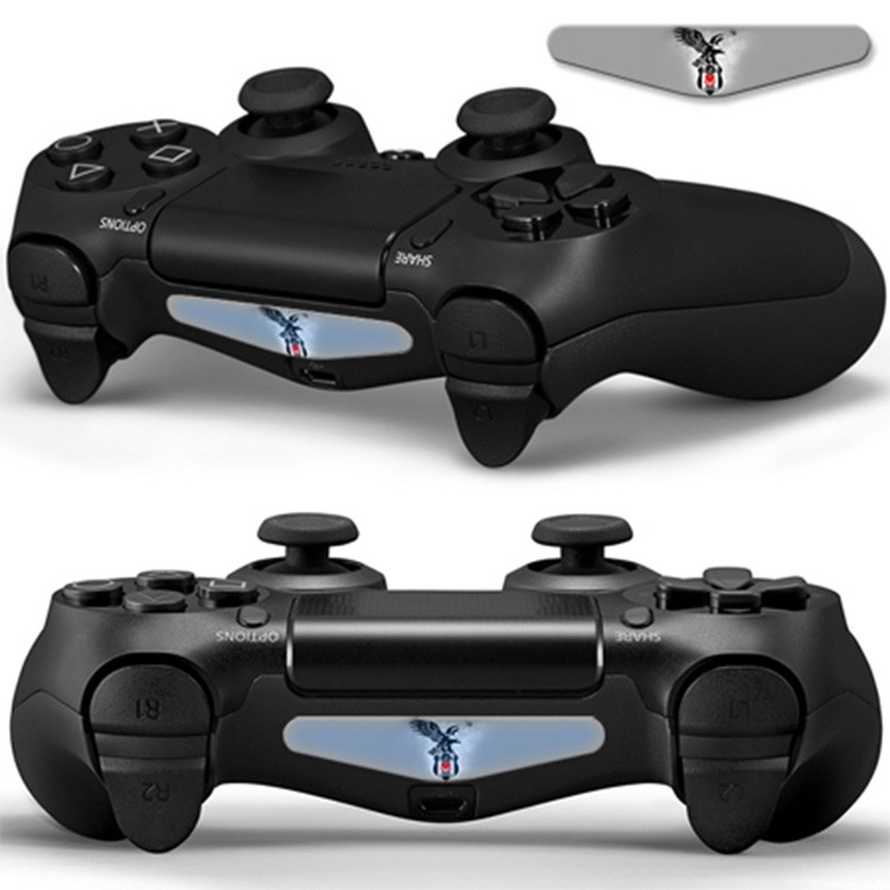 China factory super skin sticker with cheap price for PS4 led light lar decal protective