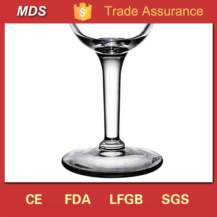 Best selling glass purple champagne flutes wholesale