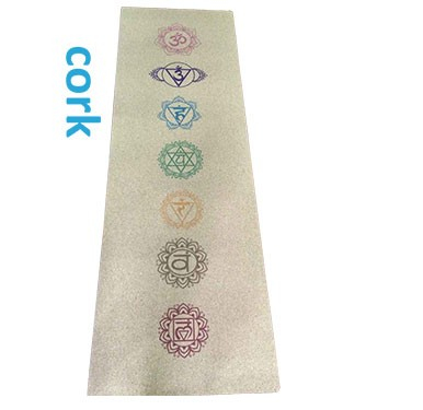 Wholesale yoga mats natural rubber full color custom printed eco yoga mat manufacturer