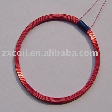 RFID antenna coil air coil inductor coil