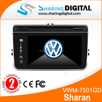 VW golf autoradio with gps