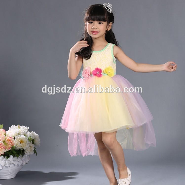 Wholesale baby girl kids clothing children's dress velvet frock design photos