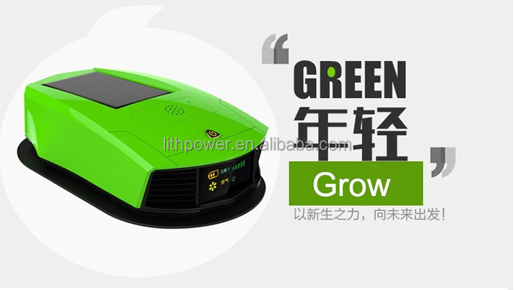 Cool portable solar power car air purifier/ air cleaner/refresher