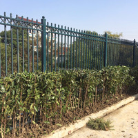 metal garden fence cheap wrought iron fence panels for sale