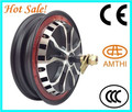 Integrated motor in wheel, dc motor wheel, brushless wheel motor