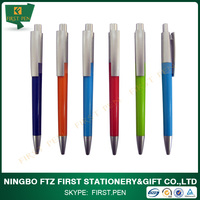 First YP150 1.0mm Refill Ink Cheap Plastic Ball Pen For Promotion