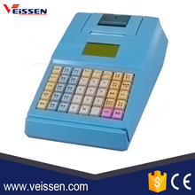 Max. 250 table selling electronic cash register