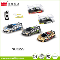 2016 wholesale 4ch high speed Two-wheel drive electric powerful battery mini rc racing toys radio remote control cars for kids