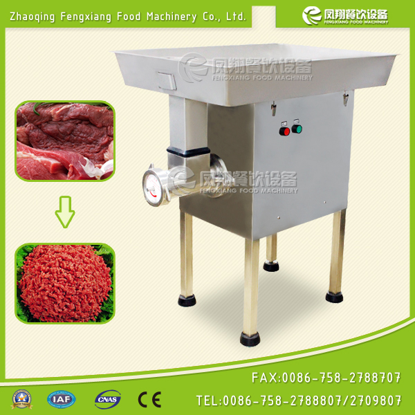 FK-432 industrial electric meat mincing machine,meat ginder (WhatsApp:+86 13631255481)