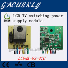 Used to repair the LCD television screens 42-47inches booster type LCD power supply module