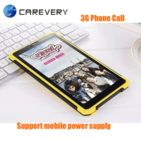 7 inch 3G phone call tablet with very big battery, Carevery company tablet pc model CY-G8000
