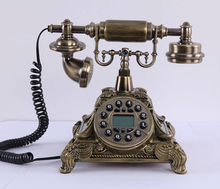Hot Selling 2013 Phone Retro Telephone Vintage Telephone Corded Phone Model MS-5501A