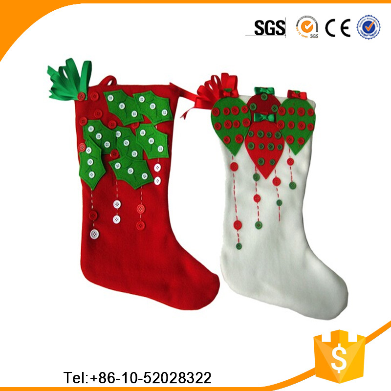 wholesale christmas stockings.christmas gift bag ,christmas decorations,christmas socks