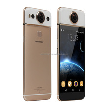 PROTRULY DARLING D7 Triple camera mobile phone 5.5 Inch Fingerprint Unlock MT6797 TEN CORE CPU 4K VR Camera