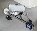 Specialized deep range underground gold diamond metal detector for treasure hunting