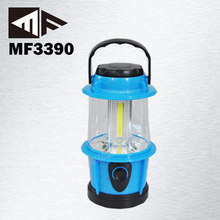 Handle Portable Long Working Time COB Led camping lamp