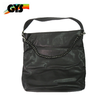 PU And Polyester Portable Ladies Handbags