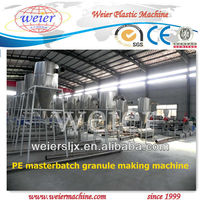 Caco3 filler masterbatch making machine