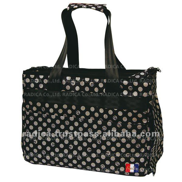 dog shoulder bags as Polka Dot Dog Carrier