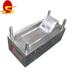WC Body Mold Rapid Injection Molding Injection Moulded Plastic