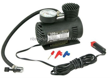 Special offer 12V portable car tyre inflator