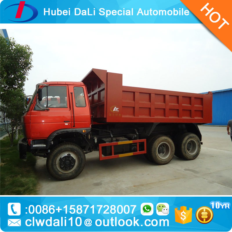 20 ton Dongfeng 4x4 4x2 Off Road Tipper Truck / 4 Wheel Drive Dumper /4WD Cheap Dumper For Sale