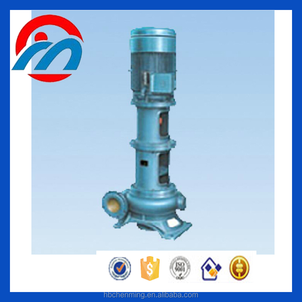 PW, PWL high head sewage grinder centrifugal pump