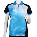 Women T-Shirt 2018Ladies Badminton Jersey Polyester short sleeve wear