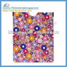 new arrival! 2012 hot-selling high-grade pu leather shoulder bag for ipad 3 compact designer cover for ipad 3