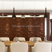 hot selling wood decorated products 3d decorative wood panels for walls