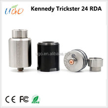 Factory Price Top Selling Easy Vape Products Kennedy Trickster 24 RDA