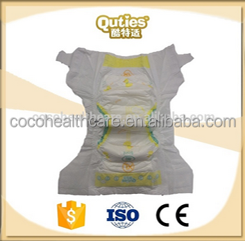 Wholesale Hot Sexy Cotton Baby Panty Diaper With Lovely Printed Animal Cloth-like Film