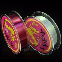 hot selling 180m high strength nylon monofilament fishing line