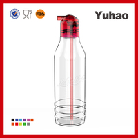 Custom printed plastic blender joyshaker bottle