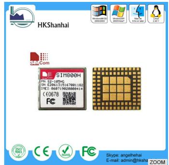 Competitive price quad band gsm gprs module simcom sim800h