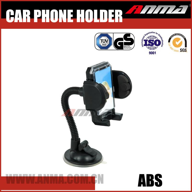 Car extendable handheld monopod cell phone holder car magnetic